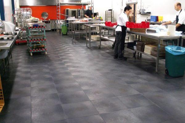 Restaurant-Catering flooring