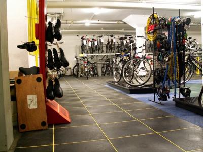 Fahrradladen Boden