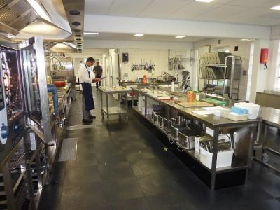 Großküchenboden