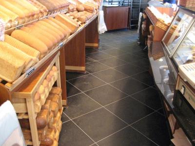 Bäckereiboden
